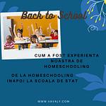 Un an de homeschooling – beneficiu sau pierdere?