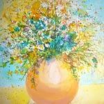 Jurnal de eu – picturi cu flori