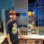 Dante la 11 ani