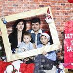 Sedință foto de Crăciun