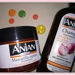 Anian – produse de ingrijirea părului cu extract de ceapă