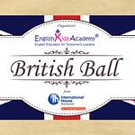 Balul Britanic pentru copiii cu performanțe la limba engleza