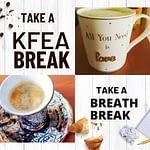Cafeaua dimineților mele-o pauză de respirat în ritmul zilei
