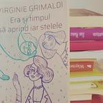 Era si timpul sa aprind iar stelele, de Virginie Grimaldi