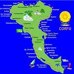 Corfu – o insula verde